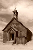 Bodie and Eastern Sierras